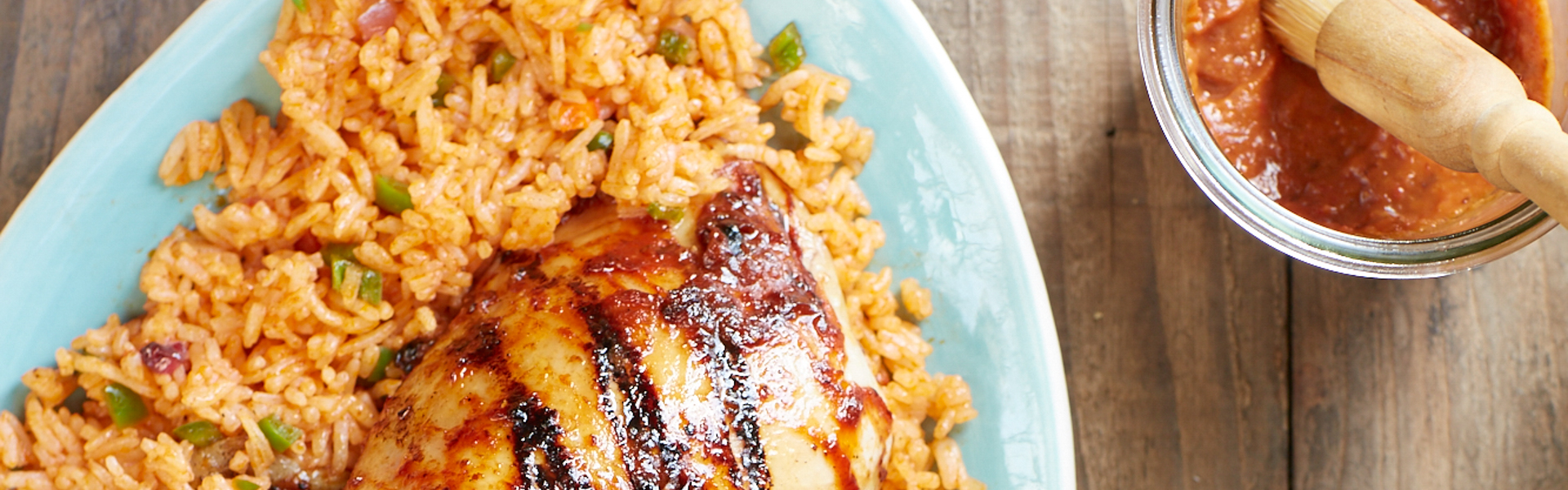 <p>Spicy, savory, and smoky, this chipotle barbecue glaze gives grilled chicken a new dimension. Prunes deepen the caramelization of the chicken, making it hard not to reach for seconds. Extra glaze can be used on grilled or roasted vegetables and refrigerated for up to 1 week.</p>