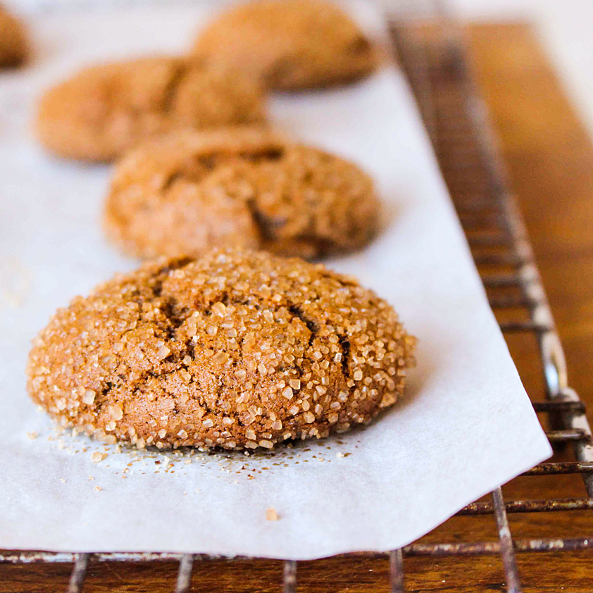 <p>In this recipe, Dried Plum Purée replaces 50% of the butter and all of the molasses that would be used in a comparable cookie. The result is a cookie with an addictive chewy center and deep, spiced flavor that tastes just as rich as the original.</p>
