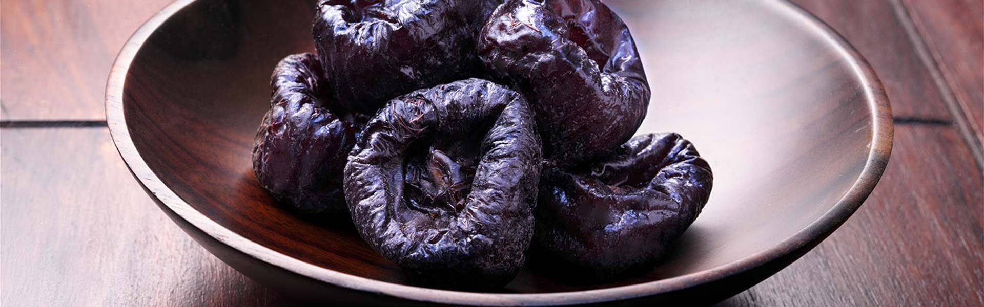 Prunes are well-known for offering digestive benefits.